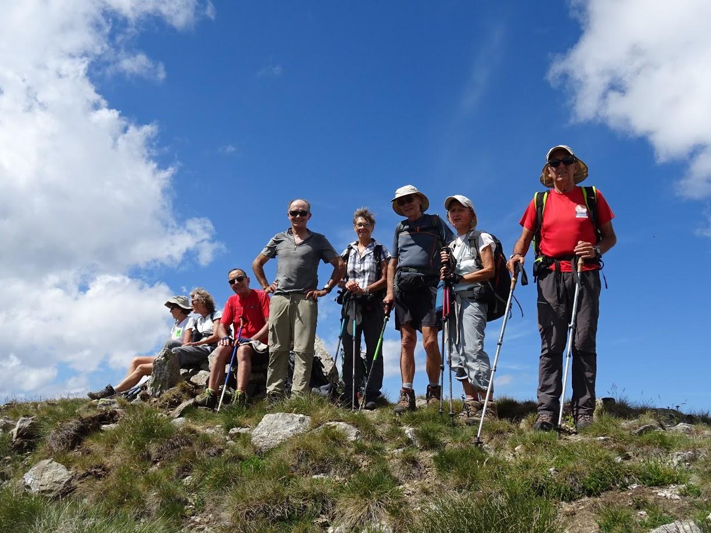 Au sommet de l'Auriol