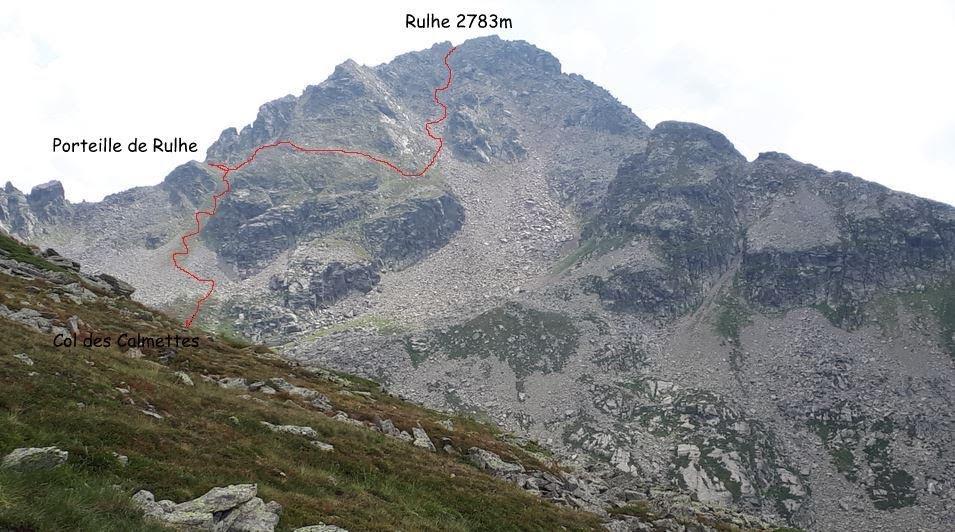 J2 - Pic de Rulhe
