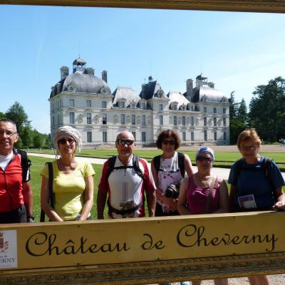 11 au 18-06-2017 Vélo Vallée de la Loire
