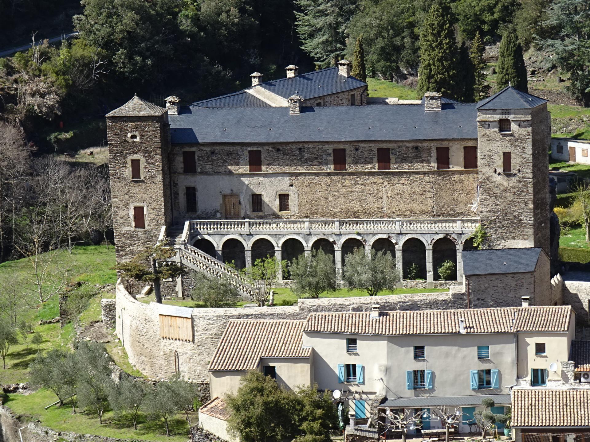 Chateau de Roquefère