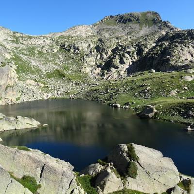 08 et 09-08-2019 Périple Bésines-Pic d'Auriol-Pic d'Etang Faury