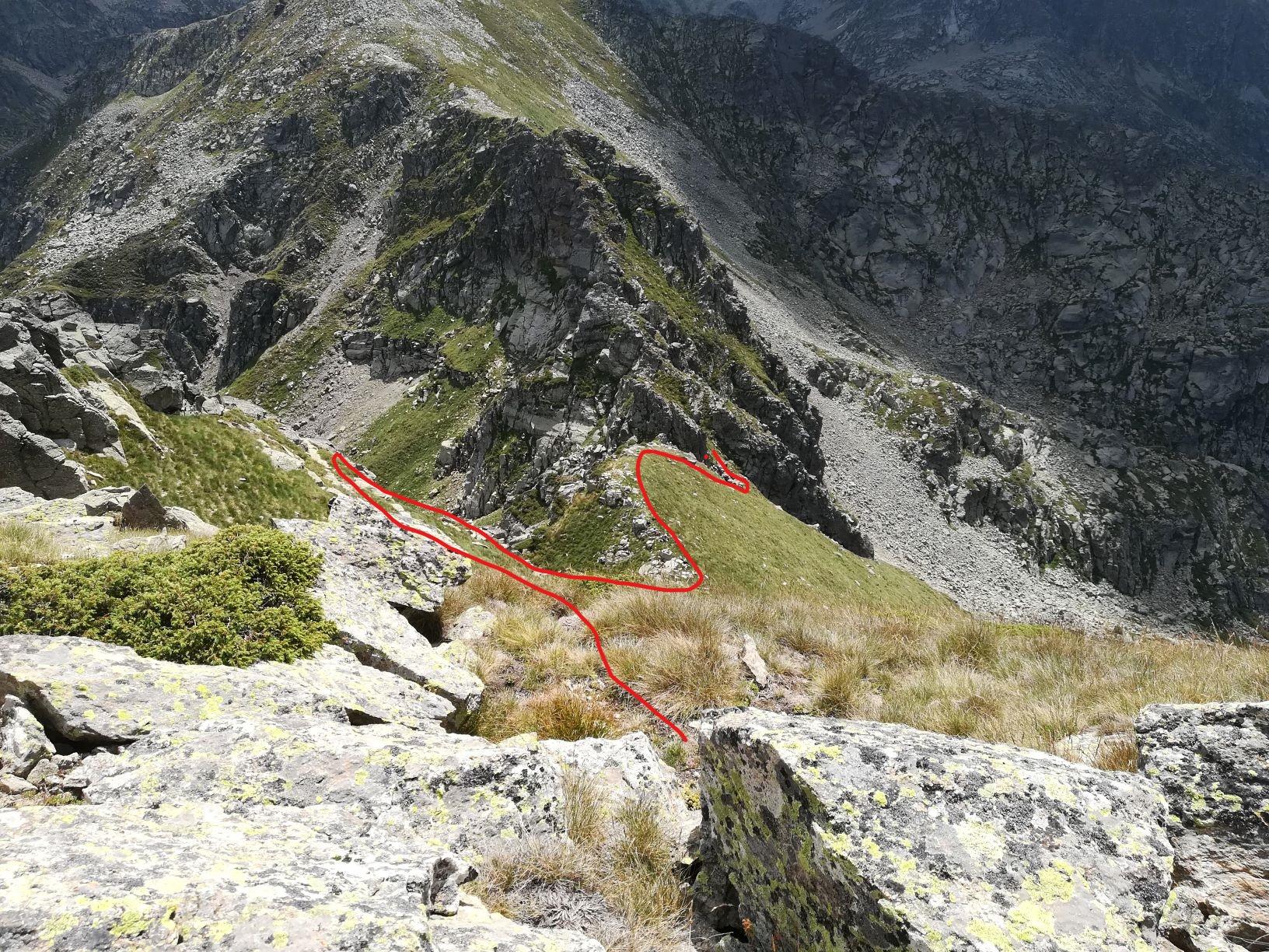 J1 - Ascension Pic de Joclar