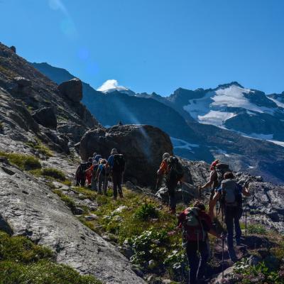 21 au 28-08-2019 Séjour Haute Maurienne