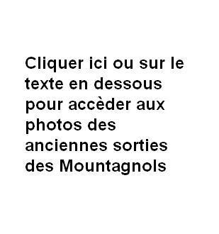 Photos anciennes sorties des Mountagnols