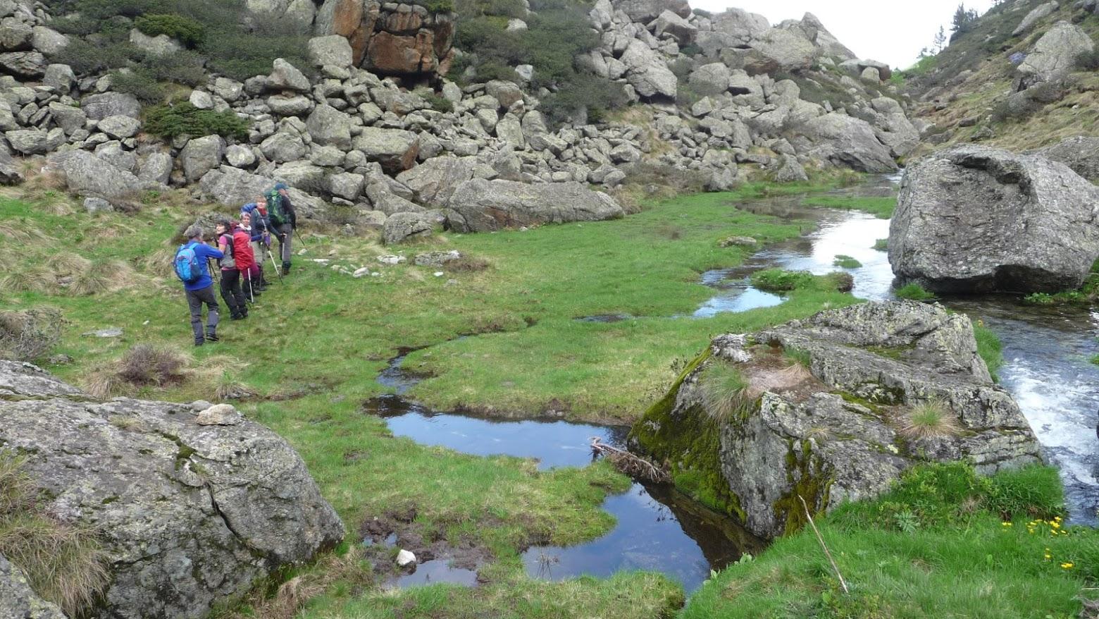 Sénard - Source du ruisseau Guixel