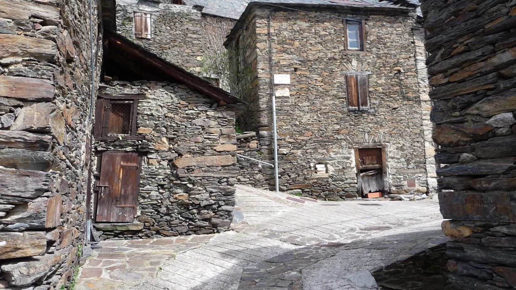 G2 - Bossost Villages Garonne - Claude